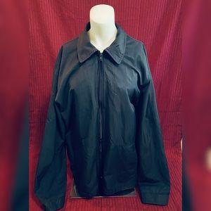 Men's Black Banana Republic Light Jacket